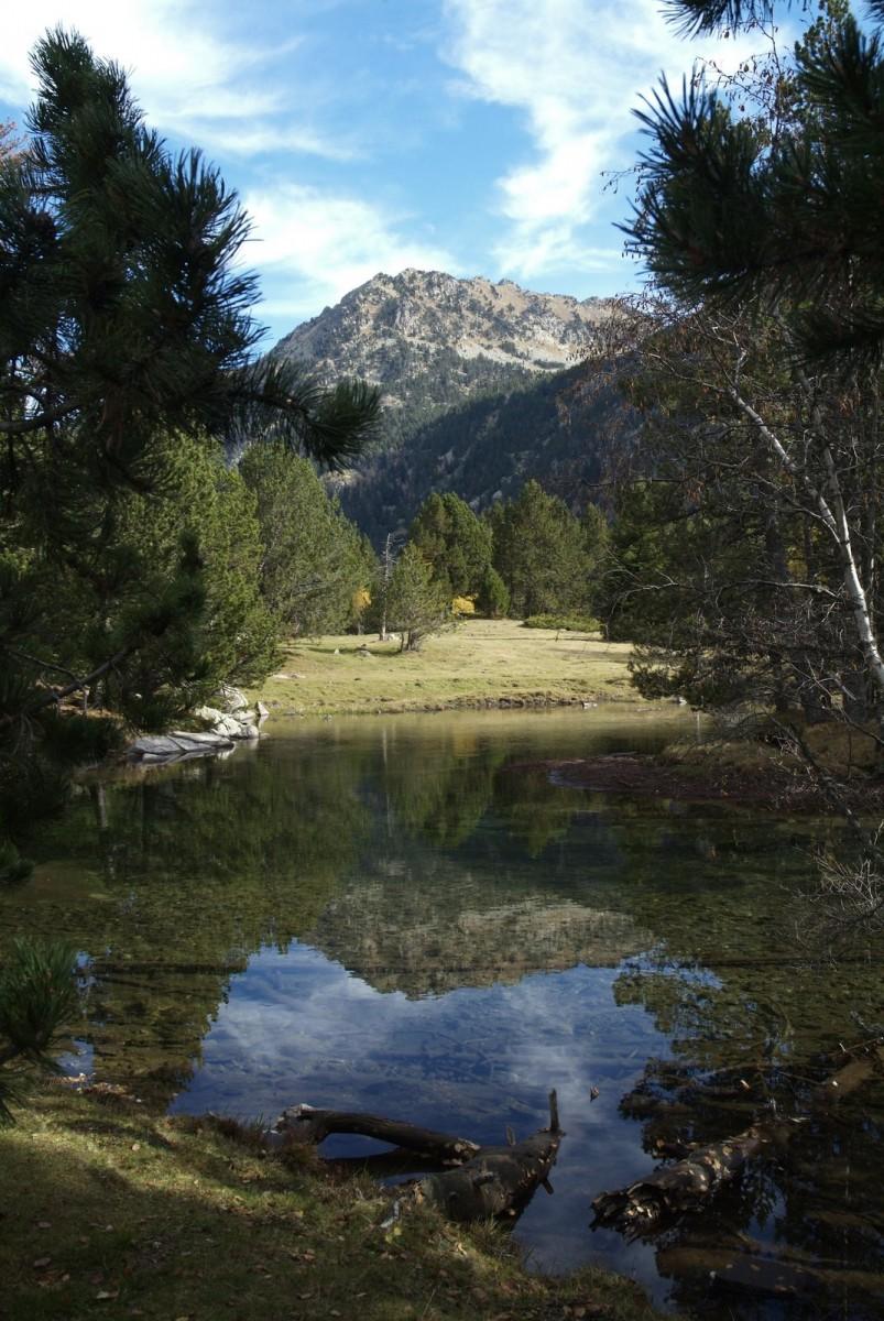 entorn - baliera, camping caravaning bungalows - bonansa (huesca)