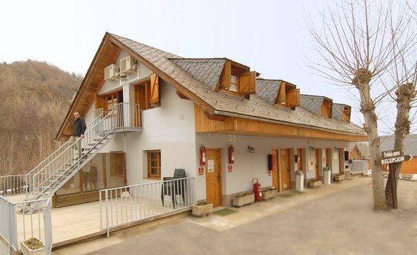 apartamentos - baliera, camping caravaning bungalows - bonansa (huesca)